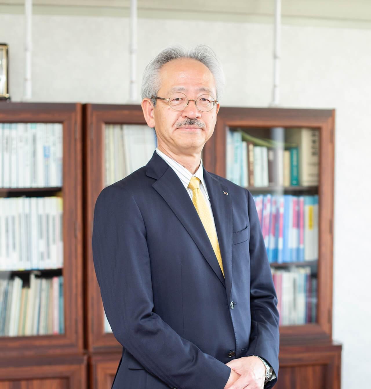 ニイミ産業株式会社 取締役社長 新美良夫様